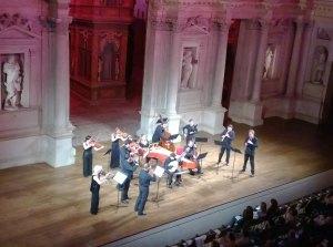 Teatro Olimpico con Alfredo Bernardini 2014
