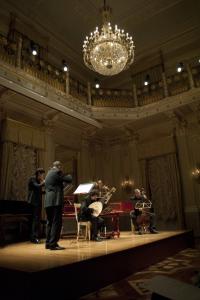 Sale Apollinee del Gran Teatro La Fenice (VE) 2013