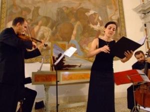 con Elena Bertuzzi