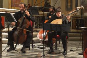 Al Festival Roma Barocco - 2014, Basilica di S. Lorenzo in Lucina