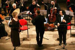 """""""Apollo e Dafne"""" con Lia Serafini e Marco Scavazza"""