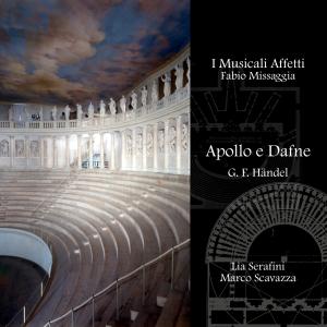 copertina CD Apollo e Dafne