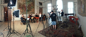 backstage DVD Marini-Vivaldi a Vicenza